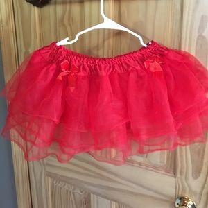 Hot Topic Dresses & Skirts - Hot Topic red tutu!