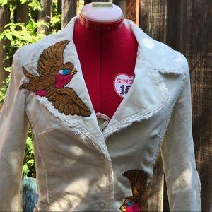 Johnny Was Jackets & Blazers - California corduroy vintage jacket, by Johnny Was