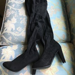 Lane Bryant Wide Width Over the Knee Boots