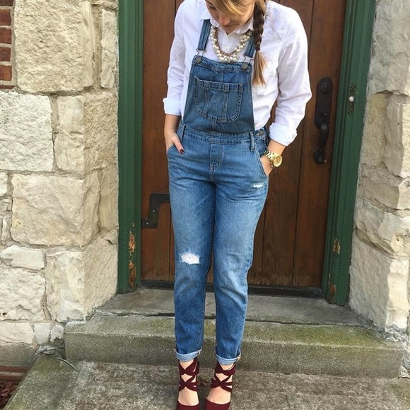 Old Navy Denim - Old Navy Women's Overalls