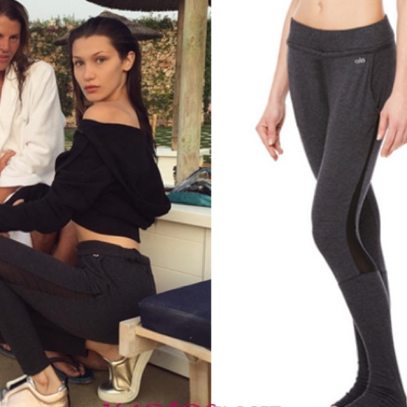97ad5cb2d9703 ALO Yoga Pants | Yen Sweat | Poshmark