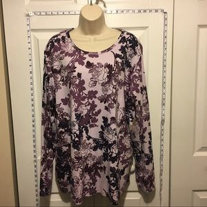 St. John's Bay Tops - 30% Off Bundles NWT St John's Floral Top