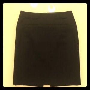 Express, Black Pencil Skirt