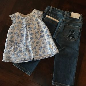 Dior Other - Authentic Baby Dior set like new