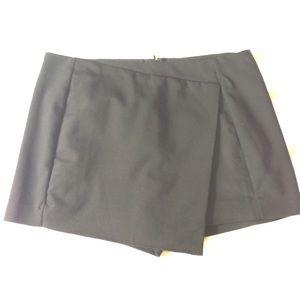 Express black shorts