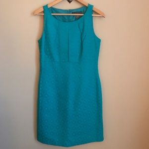 Jessica Howard Dresses & Skirts - Jessica Howard Turquoise Midi Dress