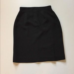 Evan Picone Dresses & Skirts - Evan-Picone Black Skirt