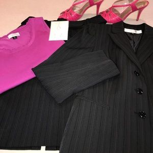 Tahari Other - 👛3pc. Skirt & Blazer set👛