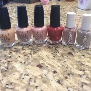 Other - OPI & Essie Bundle