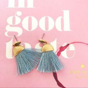 Hannah Beury Jewelry - Tassel Earrings