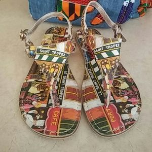 ICON Shoes - Icon sandals