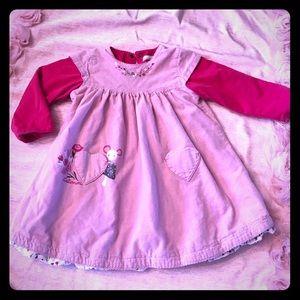 Catimini baby dress
