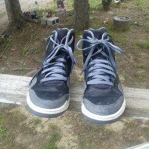 Jordan Flight High Top shoe's men's size 10.5