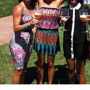 BCBG Dresses & Skirts - BCBG strapless dress