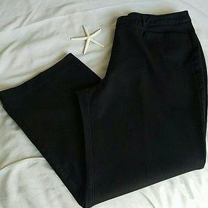 Chico's Denim - Chico's Woman's Black Jeans
