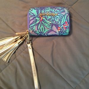 Small Lilly Pulitzer Clutch