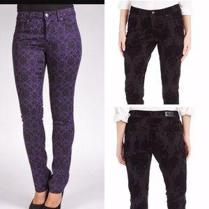 Liverpool Jeans Company Denim - Liverpool jeans Sadie cut straight velvet pant 12