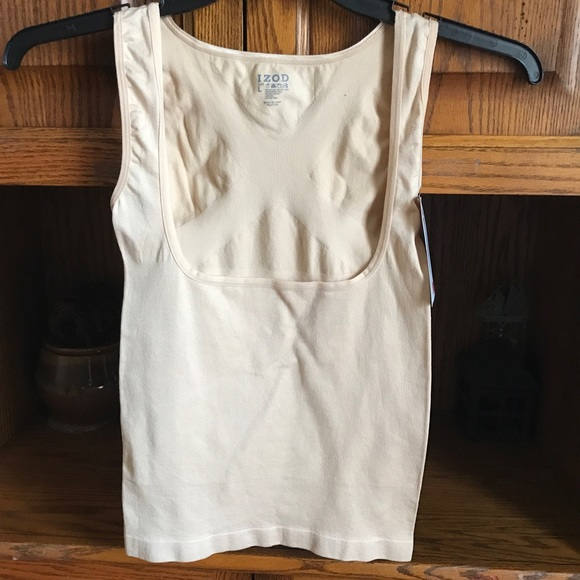 6a70461129 IZOD Body Smoothing Seamless Cami L