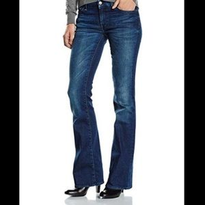 7 For All Mankind Denim - 🇺🇸7 For All Mankind Kimmie Low Rise Booty Bling