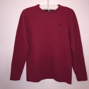 Stussy Other - Stussy Wool Sweater