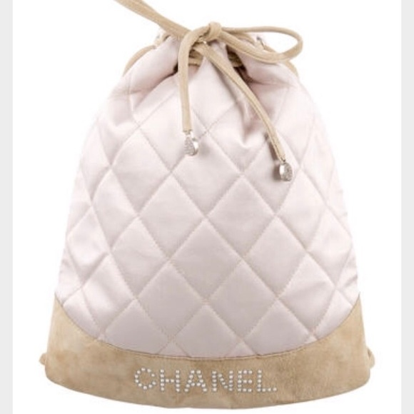8c6689cc4c54 CHANEL Bags   Quilted Backpack   Poshmark
