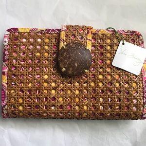 Vera Bradley Handbags - Vera Bradley Tiki Clutch! NWT