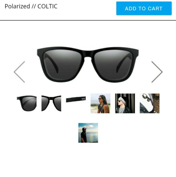 233da2b25698 BNIB Nectar Coltic Polarized Sunglasses. M 5914c21536d5947776035626. Other  Accessories ...