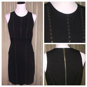 Cynthia Steffe Dresses & Skirts - Cynthia Steffe Studded Black Dress