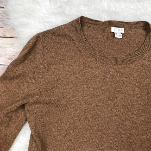 73% off J. Crew Factory Sweaters - J. Crew Factory Cotton Wool ...