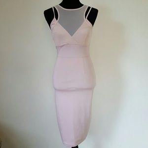 Lavish Alice Dresses & Skirts - Lavish Alice Bluch Pink Bodycon Dress Size 8