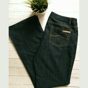 Michael Kors Denim - Michael Kors dark wash jeans.