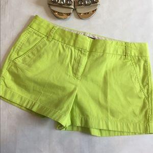 J. Crew Pants - 🆑🍋 J.Crew Chino Shorts
