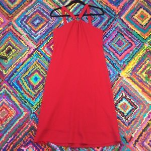 EVAN PICONE Size 12 Red Dress