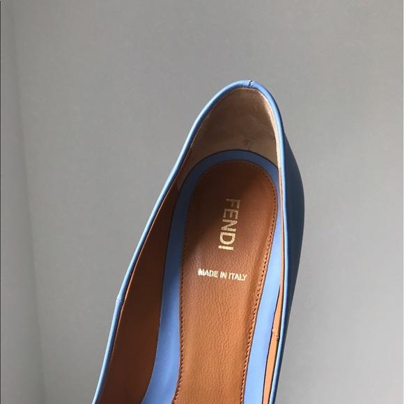 Fendi Shoes - FENDI pumps
