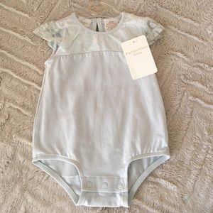 Kardashian Kids Other - Adorable light blue size 6 months baby girl onsie