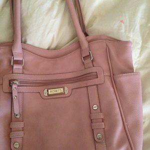 Rosetti Handbags - Blush Tote Purse