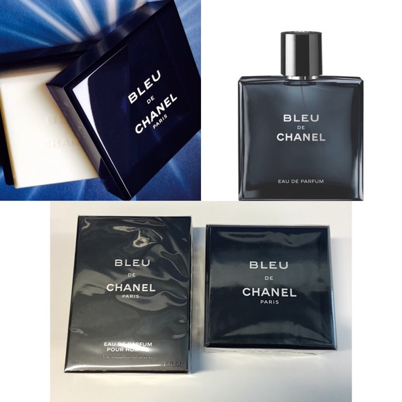 Chanel Other Bleu De Parfum Pour Homme And Prestige Soap Poshmark