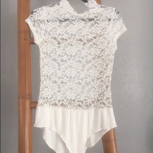 Other - NWT lace body suit!