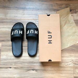 HUF Other - HUF sandals flip flops NWT