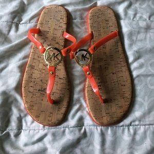 Michael Kors Shoes - 💥FINAL PRICE💥🌸Michael Kors sandals🌸