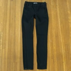 Guess navy blue jeggings