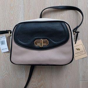 Emma Fox Handbags - Emma Fox leather camera bag, NWT