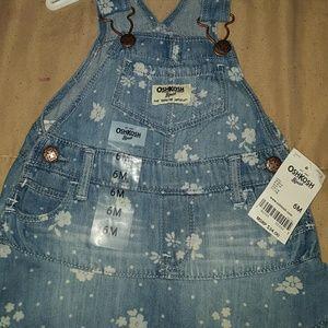 Osh kosh bgosh baby dress