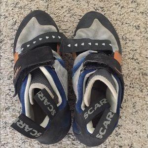 Scarpa Shoes - Scarpa rock climbing shoes