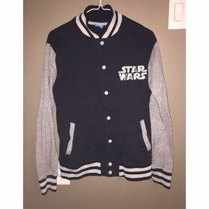 Star Wars Jackets & Blazers - *FLASH SALE* Star Wars Bomber Jacket