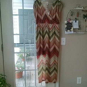 Chico's size 2 long dress