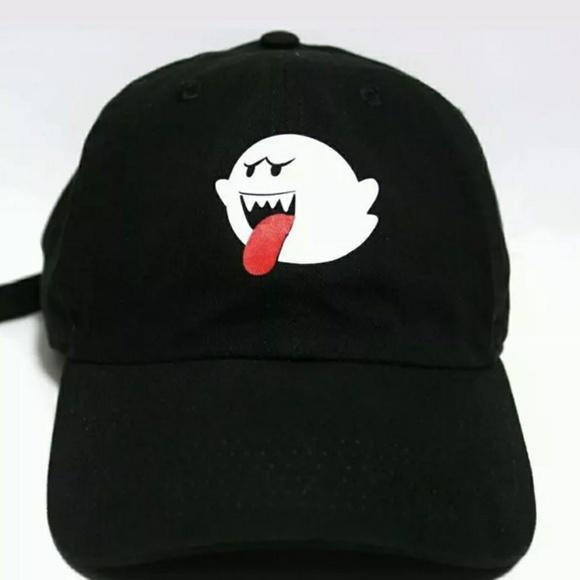 8b414760 Super mario Boo dad hat. M_5914e4f22de512c09b0183c2