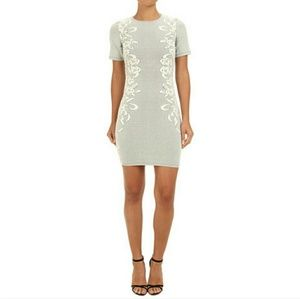 French Connection Jocelyn Jacquard Lace Dress