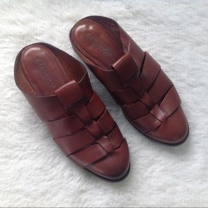 Bass Shoes - GH Bass & Co Leather Sandals