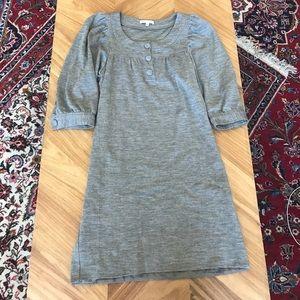 100% wool sweater dress